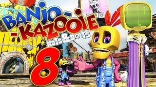 BANJO-KAZOOIE: SCHRAUBE LOCKER # 08 ★ Auf die Videospielfabrik klettern! [HD]