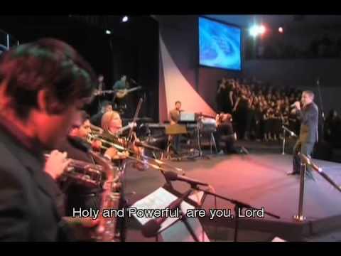 Marco Barrientos - Santo Y Poderoso