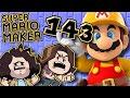 Super Mario Maker: Cant Get Enough of That Sugar Crisp - PART 143 - Game Grumps