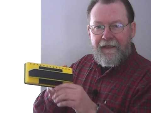 Reviewing Franklin Prosensor 710 stud finder