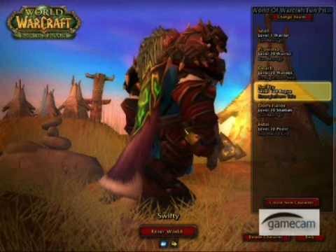 Underground private server character list world of warcraft diy