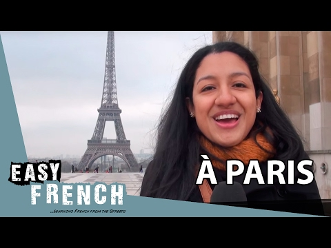Easy French 1 - à Paris! video