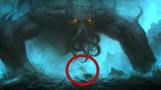 10 Terrifying Prehistoric Sea Monsters