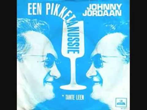 Een Pikketanussie - Johnny Jordaan