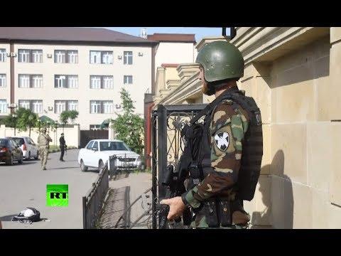 Все участники нападения на церковь в Грозном уничтожены