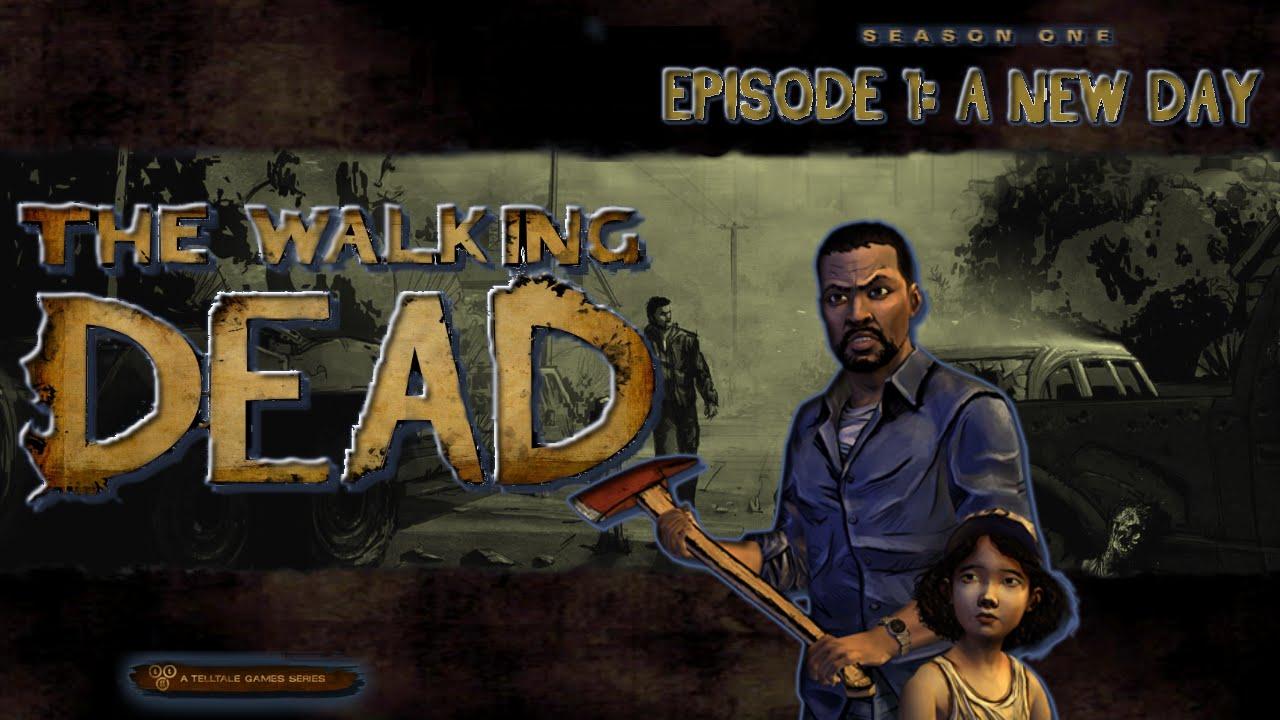 The Walking Dead: The Game. Season 1-2 (2013-2014) PC | RePack