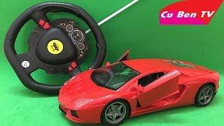 Xe Điều Khiển Từ Xa - Siêu xe ô tô điều khiển từ xa, Đồ Chơi Trẻ Em   Cu Ben TV