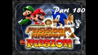 Lancer Plays Mushroom Kingdom Fusion - Part 180: Revisiting Fortress of Traps
