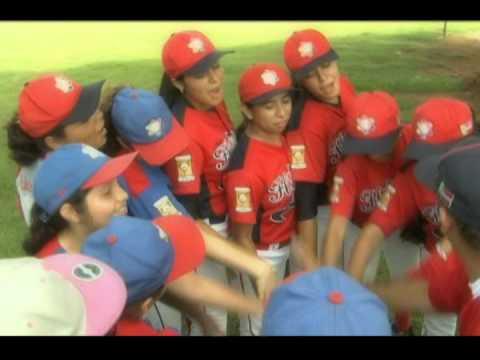 """Torneo de Selección Béisbol Femenil """"Copa Princesa Maya"""" 2014"""