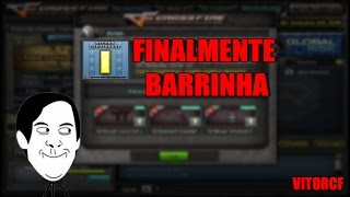 #Voltei - Upando Barrinha No CrossFire