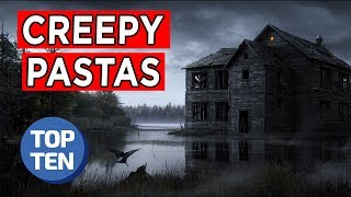 Top 5 Creepy Pastas Part 1 | Try Not To Scream | True Scary Stories Narration | Top 10 Daily