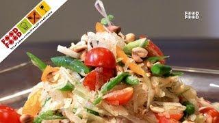 Som Tam Thai Salad | Food Food India - Fat To Fit | Healthy Recipes