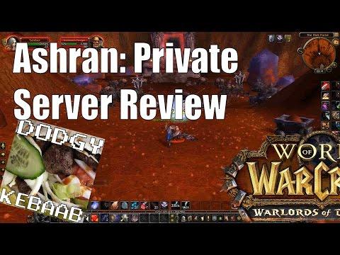 Ashran WoW Private Server Review 6.1.2