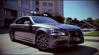 Тeст-дрaйв Lexus LS F-Sport 2013 // AвтoВeсти 75