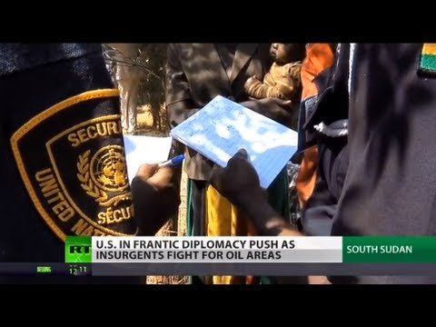 Oil & Chaos: UN wants to double forces in Sudan amid growing violence