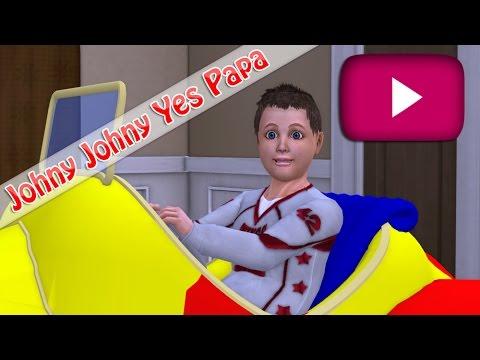 Johny Johny Yes Papa | Nursery Rhymes Songs