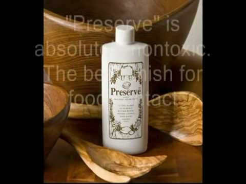 Preserve Wood Oil & Tung Oil
