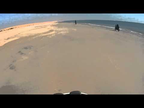 Etapa 09 Bou Lanouar   Nouakchott   3ª Parte Playa  Dakar Desert Challenger