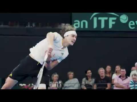 Promo: 2018 Davis Cup quarterfinals