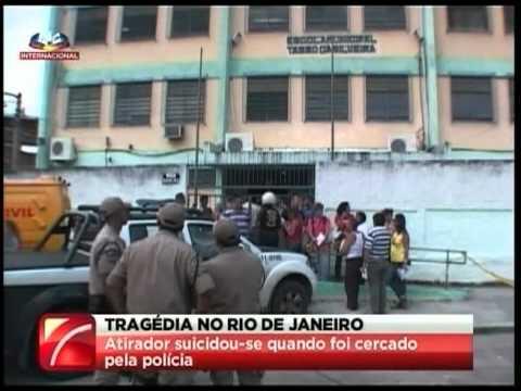 Tragédia no Rio - Jornal da Noite - SIC (2)