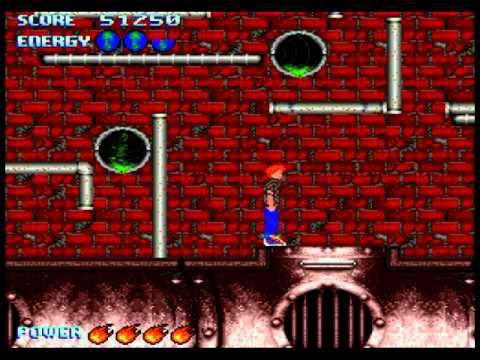 Captain Planet (Sega Mega Drive) Playthrough