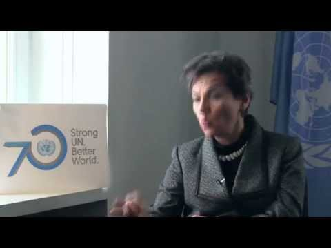 Question to Christiana Figueres: Is the corporate world on board with COP21?
