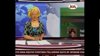 NTA International News At 7:00pm 21-09-2014