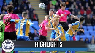 HIGHLIGHTS | Shrewsbury Town v Peterborough United