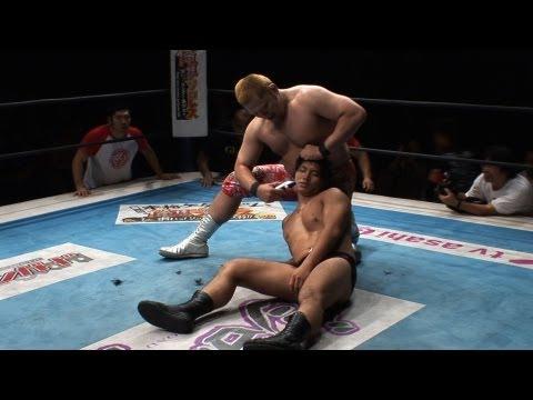 2011.9.21 TORU YANO vs HIROMU TAKAHASHI