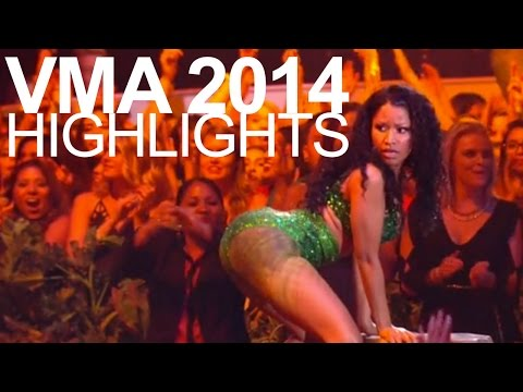MTV VMA 2014 Performances - Miley Cyrus throws shade at Taylor Swift and more!