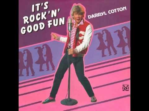 "Darryl Cotton – ""Tell Me What She Said"" (Australia Hammard) 1984"