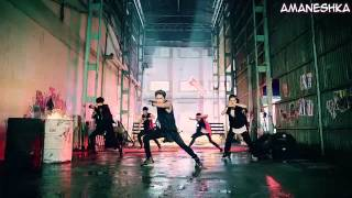 [Рус саб] INFINITE - Back [MV HD rus sub]