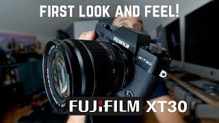Fujifilm XT30! Best Travel Camera made better??