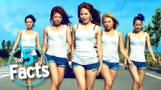 Download Lagu Top 5 K-Pop Facts Gratis STAFABAND