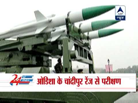 Akash missile's Air Force version successfully test-fired