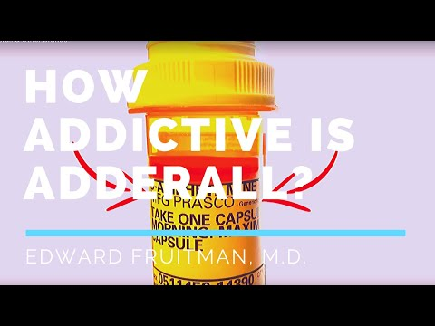0 How addictive is adderall?