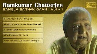 Ramkumar Chattopadhyay Songs | Puratoni Bangla Gaan | Tappa