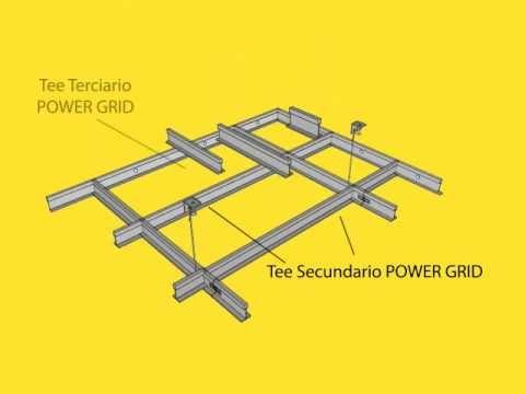Diese erstaunliche entdeckung - Falso techo modular ...