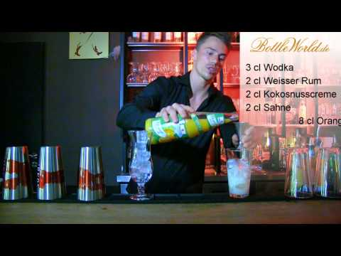 How to: Cocktails selber mixen - Der Swimming Pool
