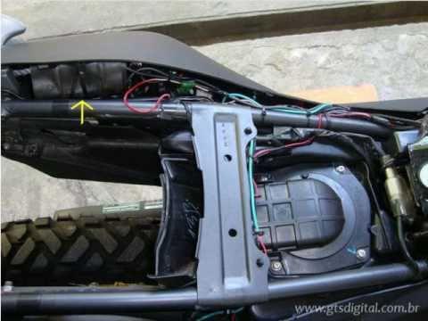 SUPER XRE 300 C-ABS [Preta Fosca + DiNoc Carbon 3M + Tuning]