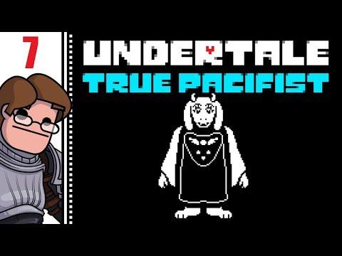Let's Play Undertale Season 2: True Pacifist Part 7 - Asriel Dreemurr