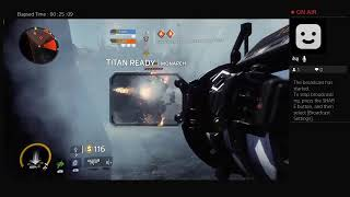 TITANFALL 2 Moultiplayer Livestream Part 3