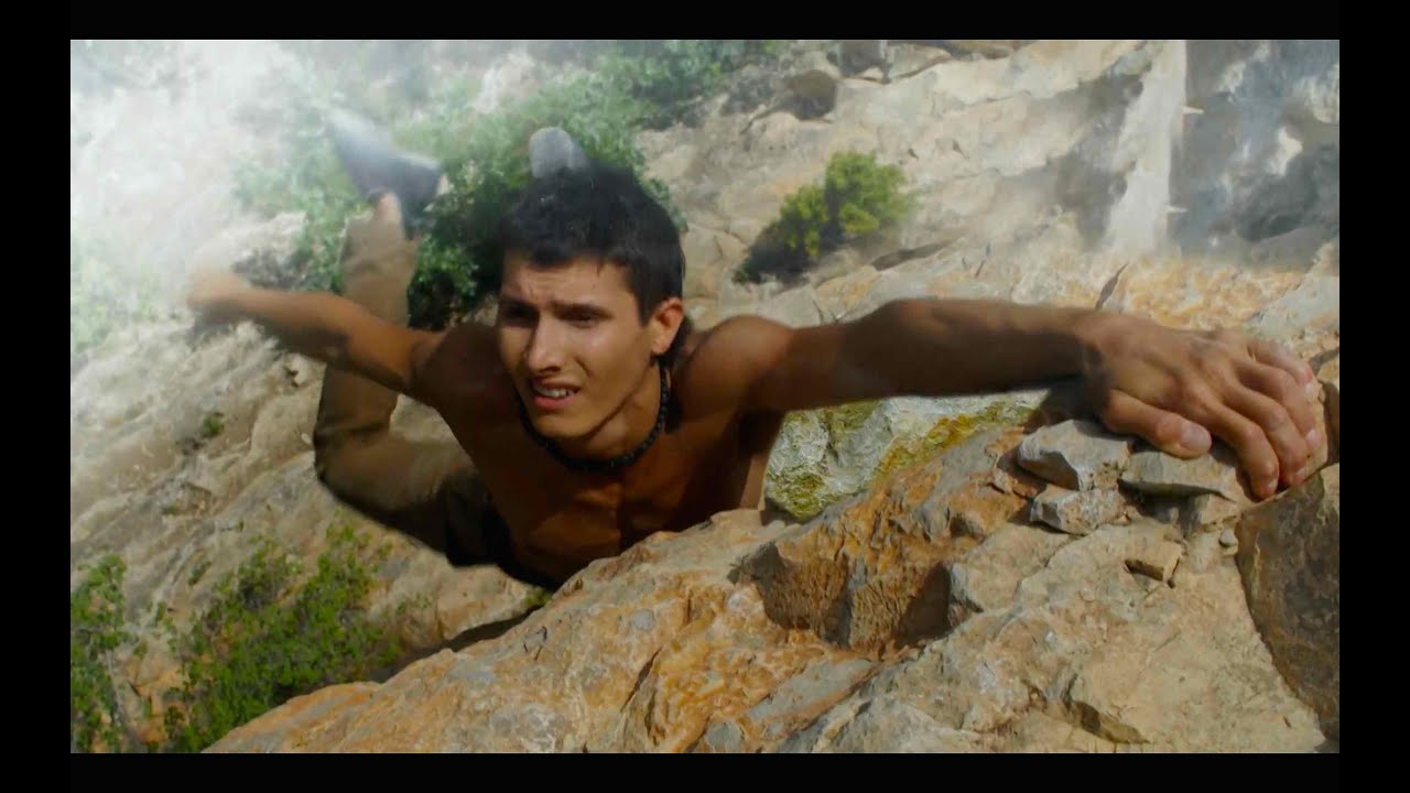 The Journey of a Rock Climber Told Through Music