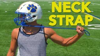 Neck Strengthening Strap - Neck Strengthening for Football