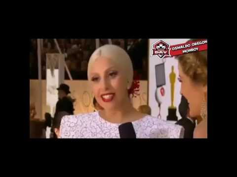 oscars 2015 - lady gaga in the oscars 2015 Academy Awards (Award)