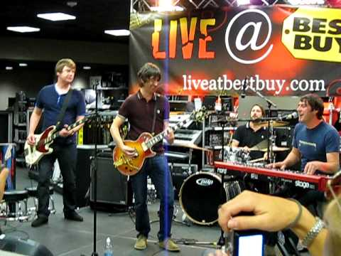The Charlatans - North Country Boy (Live at Best Buy)