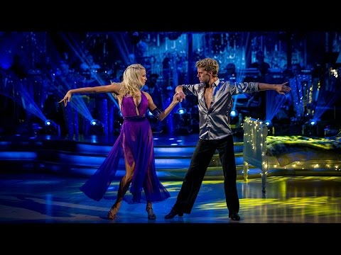 Pixie Lott & Trent Whiddon Rumba to 'Stay With Me' - Strictly Come Dancing: 2014 - BBC One