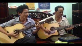 Mùa xuân trên thành phố Hồ Chí Minh -guitar Lâm - Thông
