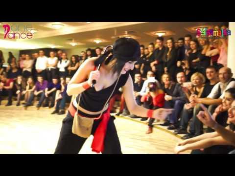 Aybuke Unal Solo Dance Performance - Noche De Rumba by One Dance