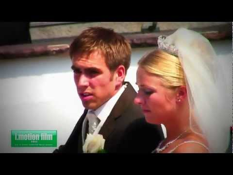 Philipp Lahm  Hochzeit   Wedding  in  Bavaria